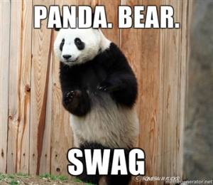 Goal Time with GhosT Panda-bear-swag